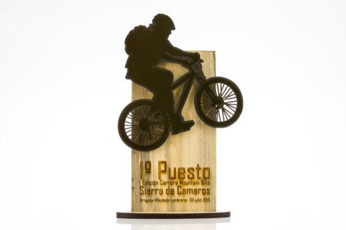 trofeo ciclismo montana BTT 124-1