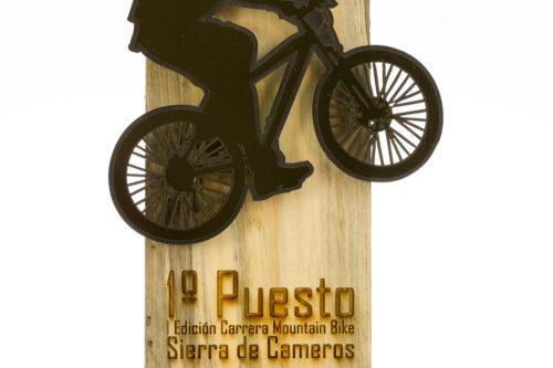 trofeo ciclismo montana BTT 124-2