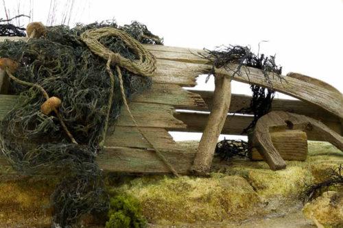 Viñeta barca abandonada 3