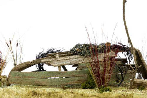 Viñeta barca abandonada 4