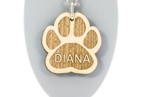 llavero-personalizado-huella-madera-perro-gato